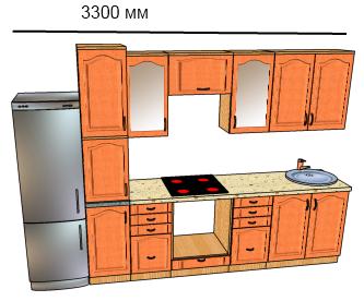 Кухонные гарнитуры воронеж